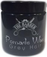 The Barber Pomade Wax Grey Hair 120gr