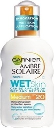 Garnier Ambre Solaire Water Skin Spray SPF20 200ml