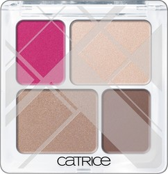 Catrice Cosmetics Graphic Grace Quattro Eye Shadow C01 Linear Lines
