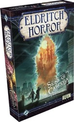 Fantasy Flight Eldritch Horror: Signs of Carcosa Expansion