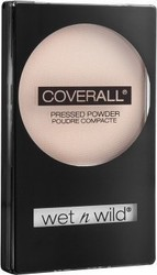 Wet n Wild Coverall Pressed Powder E823B Light 7.5gr