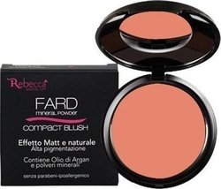 Rebecca Mineral Compact Blush 03 Light Apricot