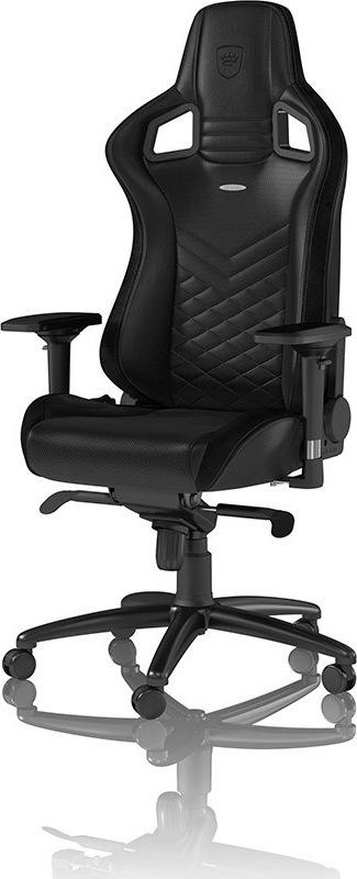 Noblechairs Epic Series Gaming Chair Black (NBL-PU-BLA-002) - Πληρωμή και σε έως 36 Δόσεις!!!