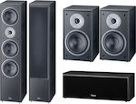 Magnat Monitor Supreme 5.0 Set 1002 Black