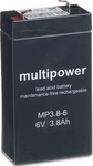 Multipower MP3.8-6