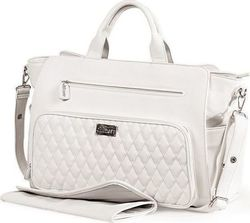 Picci Dili Best Virgi White Bag