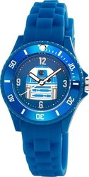 am:pm Star Wars Kids Blue Rubber Strap SP156-K358