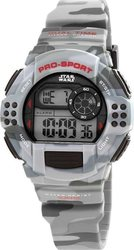 am:pm Star Wars Kids Camouflage Rubber Strap SP184-U441