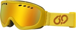 BlueTribe X-Ray Yellow Goggles BT815-G-XR-20