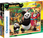 Maxi Super Color Kung Fu Panda 60pcs (26580) Clementoni