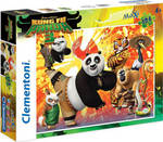 Maxi Super Color Kung Fu Panda 3 104pcs (27959) Clementoni