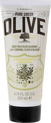 Korres Olive Body Milk Άνθη Ελιάς 200ml