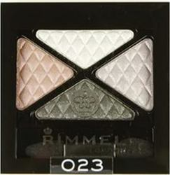 Rimmel London Glam Εyes Quad Eye Shadow 023 Beauty Spells
