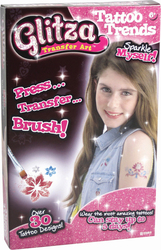 Knorrtoys Glitza Tattoo Trends