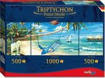 Τρίπτυχο South Sea Dreams 2*500 & 1000pcs (606038017) Noris
