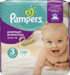 Pampers Active Fit No 3 (5-9kg) 28τμχ