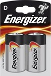 Energizer Classic D (2τμχ)