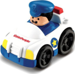 Fisher Price Little People Wheelies - Police