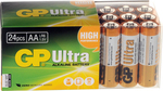 GP Batteries Ultra AA (24τμχ)