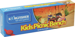 Kingfisher Kids Picnic Bench