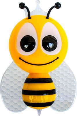 Aca Μελισσούλα Κίτρινη Led 1W Rgb με Αισθητήρα