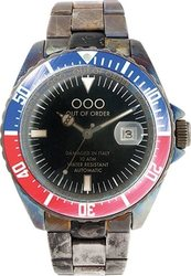Out Of Order Automatico Red and Blue OOO001-3.PE.BR
