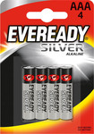 Eveready Silver AAA (4τμχ)