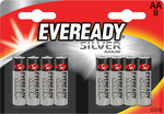 Eveready Silver AA (8τμχ)