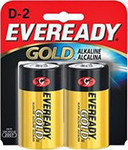 Eveready Gold D (2τμχ)