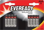 Eveready Silver AAA (8τμχ)