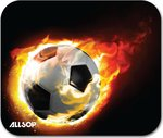 Allsop MousePad Blazing Football