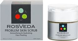 Rosveda Problem Skin Scrub 50ml