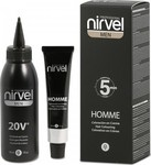 Nirvel Hair Coloring Cream G7 Light Grey