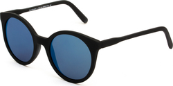 Spektre Stardust Black Matt / Blue Mirror