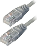 TrustWire U/UTP Cat.6 Cable 20m Γκρί (16120)