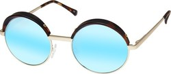Le Specs Jester Brushed Gold 1602095