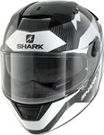 Shark Speed-R Series 2 Carbon Run White/Black