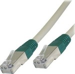 Valueline U/FTP (STP) Cat.5e Cable 5m Γκρί (FTP-00095)