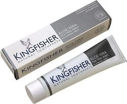 Kingfisher Aloe Vera Tea Tree Mint Natural Toothpaste fluoride-free 100ml