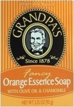 Fisticuffs LLC Grandpa's Orange Essence Soap 92gr