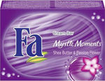 Fa Mystic Moments Sheabutter & Passion Flower Cream Soap 103gr