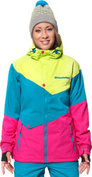 HORSEFEATHERS HARPER SNOW JACKET WOMENS SUNNY LIME