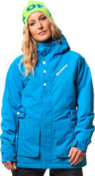 HORSEFEATHERS SILAF SNOWJACKET WOMENS BLUE