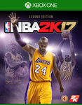 NBA 2K17 (Legend Edition) XBOX ONE