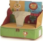 Jane Bag-High Chair with Compart Color