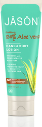 Jason Hand & Body Lotion 84% Aloe Vera 237ml