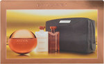 Bvlgari Aqva Amara Eau de Toilette 100ml & Shower Gel 75ml & After Shave Balm 75ml & Cosmetic Bag
