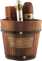 Cuba Gold Eau de Toilette 100ml & Gold Eau de Toilette 35ml & After Shave 100 & Deodorant Spray 200