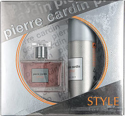 Pierre Cardin Style Eau De Toilette 50ml & Deodorant Body Spray 200ml
