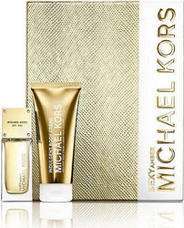 Michael Kors Sexy Amber Eau de Parfum 50ml & Body Cream 100ml